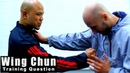 Wing Chun training - wing chun how to destroy Chest Grab Q90