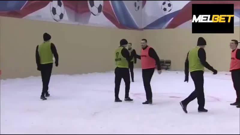Фантастический гол Мамаева в матче СИЗО