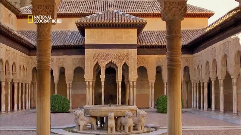 HD Суперсооружения древности (2009) Альгамбра / The Alhambra HD 1080