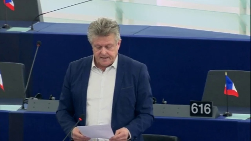 Philippe Loiseau sur la procédure d'autorisation de l'UE pour les pesticides