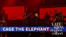 Cage The Elephant Performs 'Ready To Let Go'
