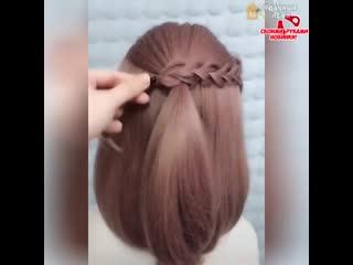 Прекрасные прически для коротких волос
