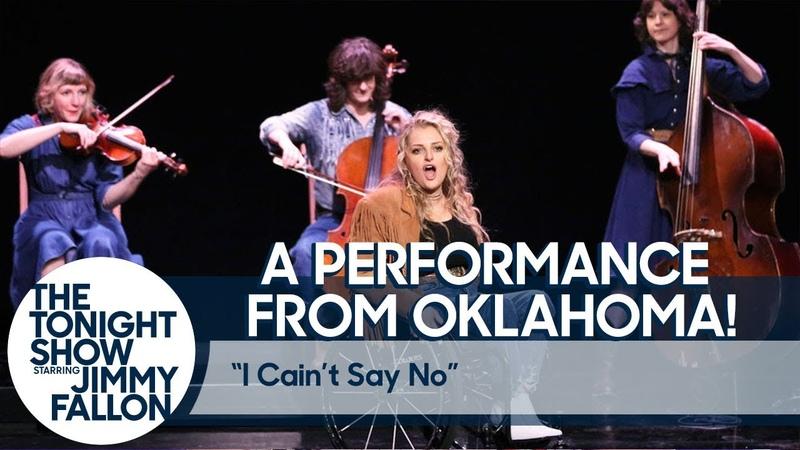 A Performance from Oklahoma! I Caint Say No