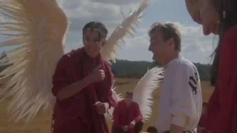 За кадром 6 Любовь уставших лебедей MV backstage Димаш Кудайберген
