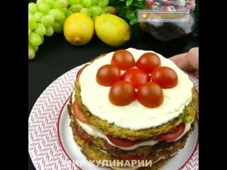 ТОП 5 рецептов с кабачками