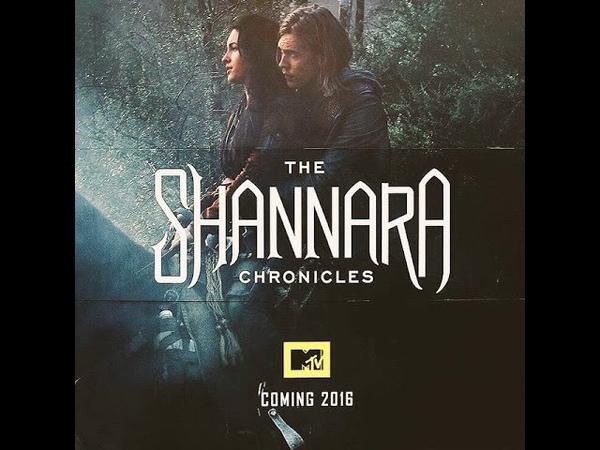 Хроники Шаннары The Shannara Chronicles 2015 трейлер рус