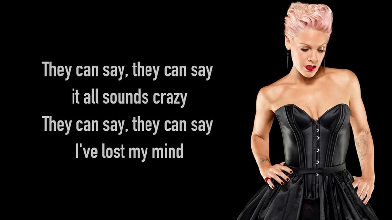 P!nk - A Million Dreams [from The Greatest Showman Reimagined] [Full HD] lyrics