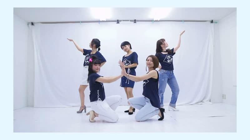 TeamCattleya まっさらブルージーンズ 2012 神聖なるVer 踊ってみた sm34652403