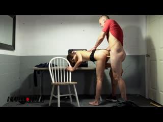 Natalie Porkman [Bad Cop Horny Cop Interrogation Room]