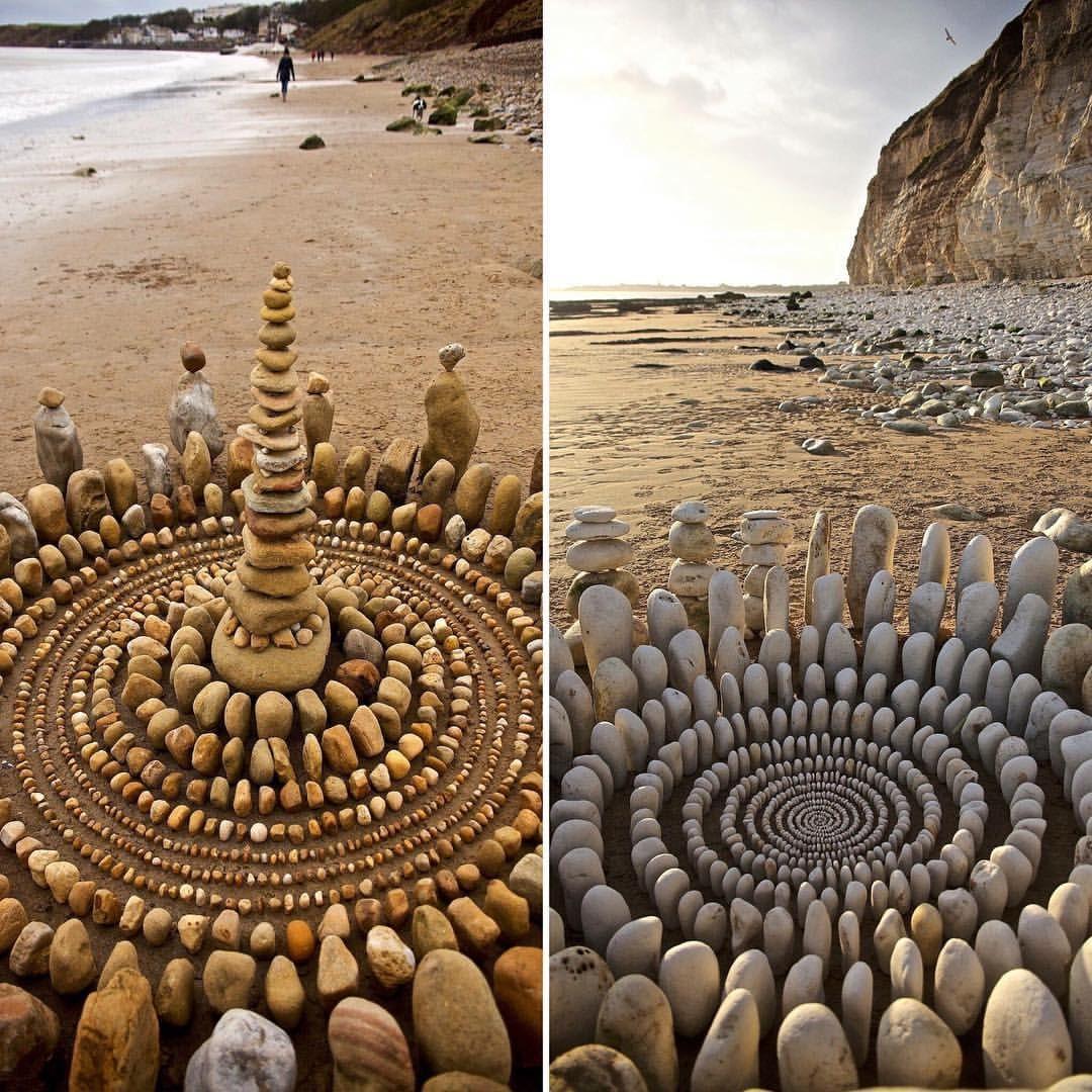 Перфекционизм на пляже