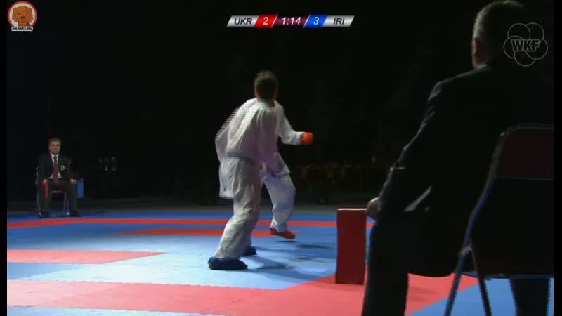 Open Rabat 2019 Станислав Горуна Украина Али Асгар Асябари Иран Финал до 75 кг