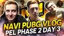 NAVI ВЛОГ: Конец Первой Недели PUBG Europe League Phase 2