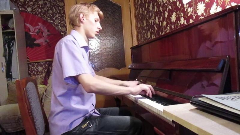 Nick U - Star Wars Main Theme Part 2 (piano), composer - John Williams