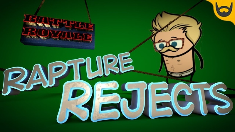 СПАСИБО ЧТО В ТРУСАХ! Rapture Rejects (Cyanide Happiness) [PC]