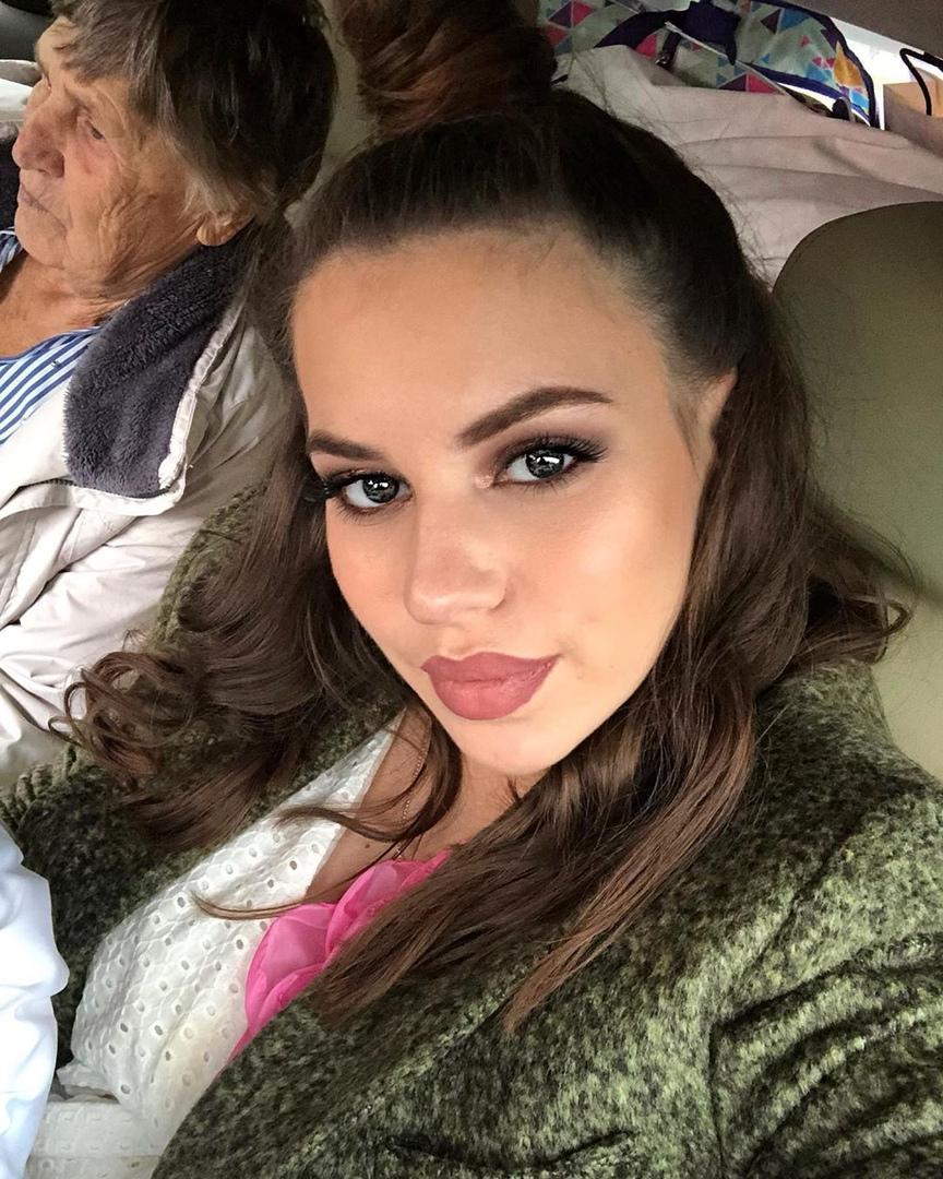 Саша Артемова гордится своей прабабушкой