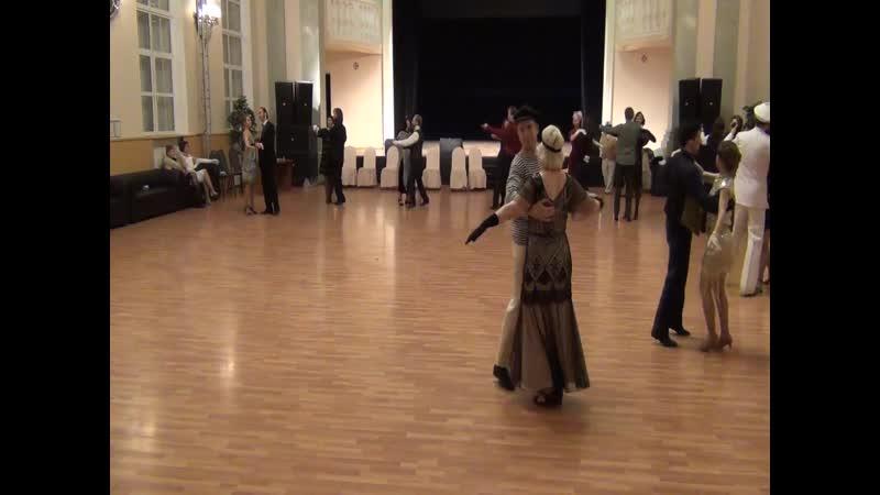 3 10 Вальс Миньон Танцевальный вечер БЕНДЕР И ВСЕ ВСЕ ВСЕ! Студия танцев Ирины Мотовой