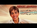 Grégory Lemarchal Compilation d'interviews