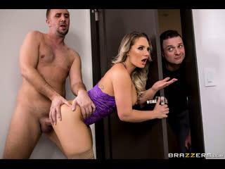 Brazzers Exxtra - Baby's Gone Buck! / Cali Carter & Keiran Lee