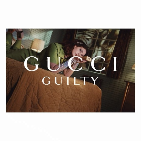 "Gucci on Instagram: ""Presenting ForeverGuilty. Academy award-winning actor and musician @jaredleto is joined by multi-platinum singer songwriter ..."