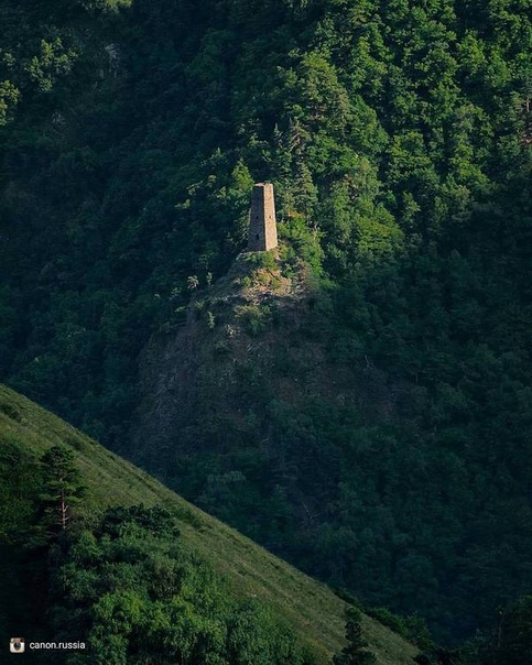 Сказочной красоты Чечня