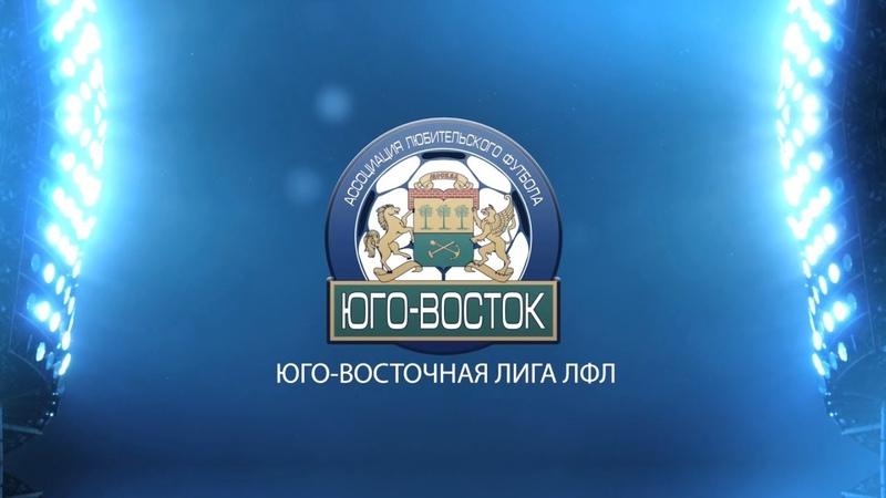 Запад 5 1 2 Титан ЭкоСпас Стыковые матчи 1Д 2Д 2019 1 й матч Обзор матча