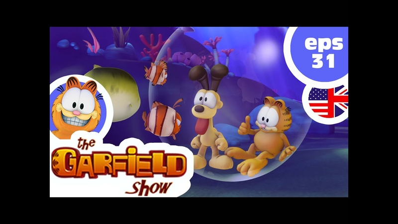 THE GARFIELD SHOW EP31 It's a cat's world