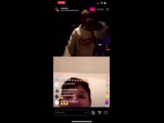 Swae Lee дал концерт в прямом эфире Instagram