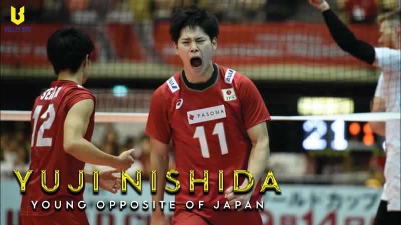 Yuji Nishida Monster of Lefthanded Hitter