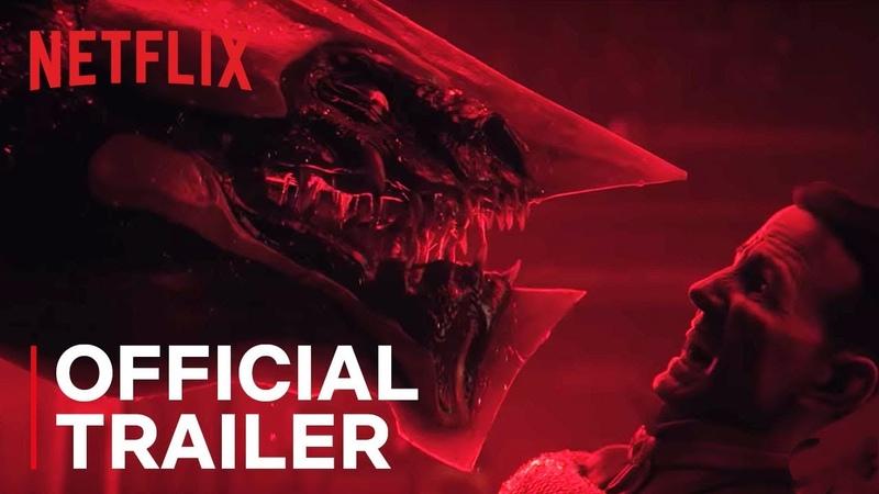 LOVE DEATH ROBOTS | Official Trailer | Netflix