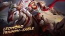 MSC Tournament Skin   Leomord - Triumph - Eagle   Mobile Legends: Bang Bang!