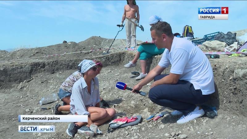 В Крыму отметили день археолога