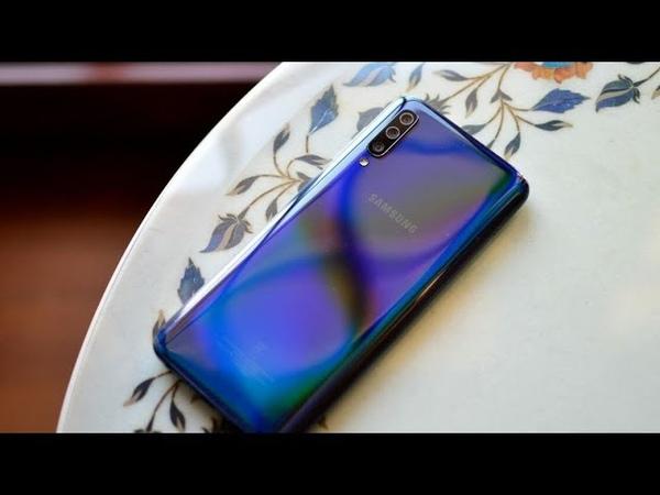 🔥 Обзор Samsung Galaxy A50 - самый популярный смартфон среднего класса