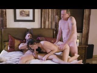 Silvia Saige - Seducing Dads Wife - Porno, All Sex, Hardcore, Blowjob, Double, Porn, Порно
