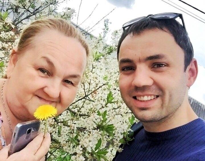 Ольга Васильевна Гобозова обратилась в полицию для поисков сына