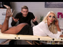 Brazzers Massaged On The Job Nicolette Shea Danny D Dirty [Ass Fingering, Doggystyle, Deepthroat, Riding, Rimming, Missionary