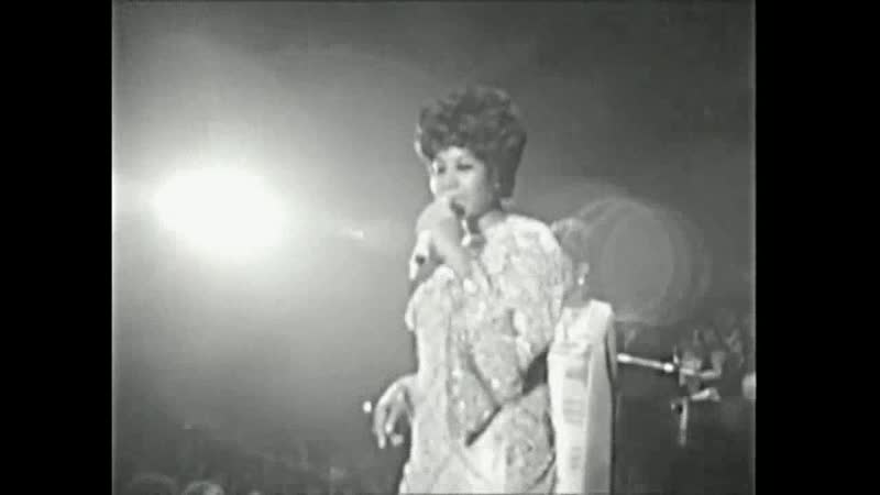 Queen of Soul Aretha Franklin - Live at Concertgebouw Amsterdam 1968 - I Never Loved A Man The Way I Love You
