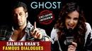 Salman Khan's Famous Dialogues Gets Ghost Twist | Sanaya Irani | GHOST Movie 2019