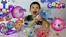 Воздушные зверюшки из больших шариков набор OONIES убер