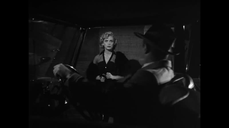 РЭКЕТ (1951) - криминальная драма. Джон Кромуэлл 720p