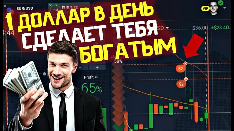 Куда Вложить Деньги? Инвестиции В Акции и Биткоин! Откладывай И Инвестируй 1 Доллар В День! Беларусь
