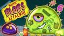 СУРОВЫЙ ЛИЗУН ГЛАЗАСТИК в поисках друзей НА ЛУНЕ мульт игра Tales from Space Mutant Blobs Attack 6