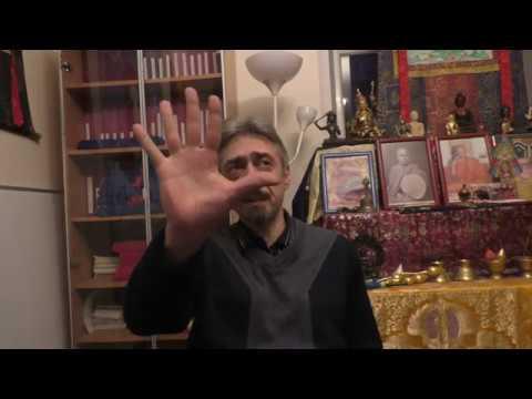 Влад Аcкинази. Сатипаттхана. Випассана. Часть 3. Центр Риме
