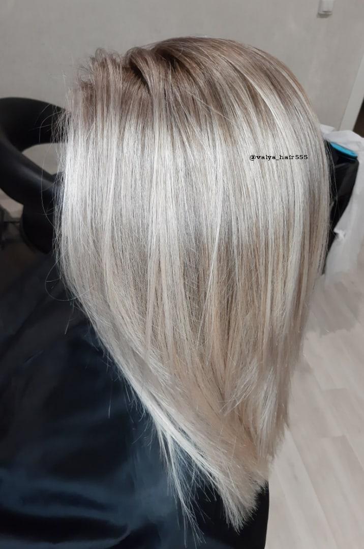 ⚘❤⚘Девушки приглашаю Вас на окрашивание волос+стрижаа +укладка+восстановление коллагеном⚘❤⚘