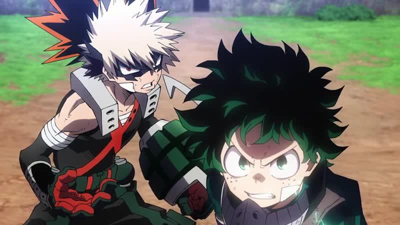 57 『僕のヒーローアカデミア THE MOVIE ヒーローズ:ライジング』特報①【12月20日(金)公開】  Boku no Hero Academia the Movie 2: Heroes:Rising