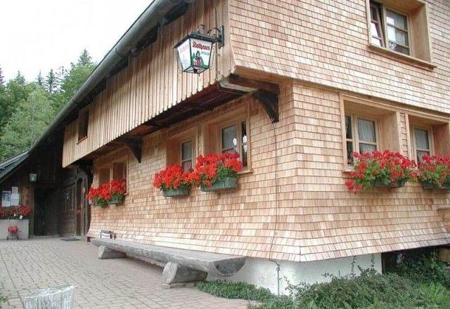 Деревянная классика: дранка на фасаде