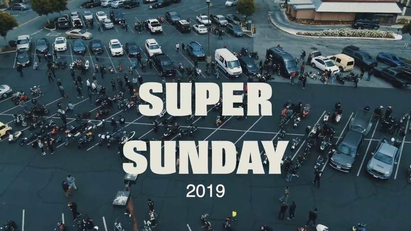 Killer Scooter Super Sunday 2019 in Los Angeles
