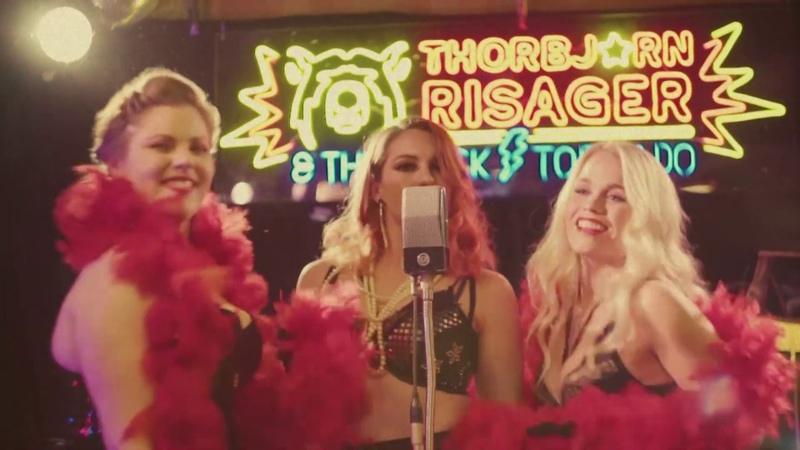 Come On In Thorbjørn Risager The Black Tornado Official Music Video