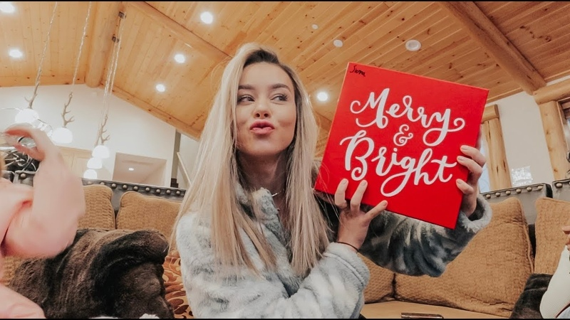 Secret Santa A crazy birthday surprise! Vlogmas Day 3!