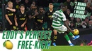🍋 French Eddy's Magnifique free kick Odsonne Edouard helps Celtic to a 2 0 Europa League win