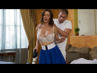 Brazzers Alexis Fawx - Multitasking Massage NewPorn2019